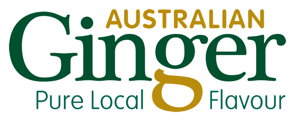 Australian Ginger Industry Association Retina Logo